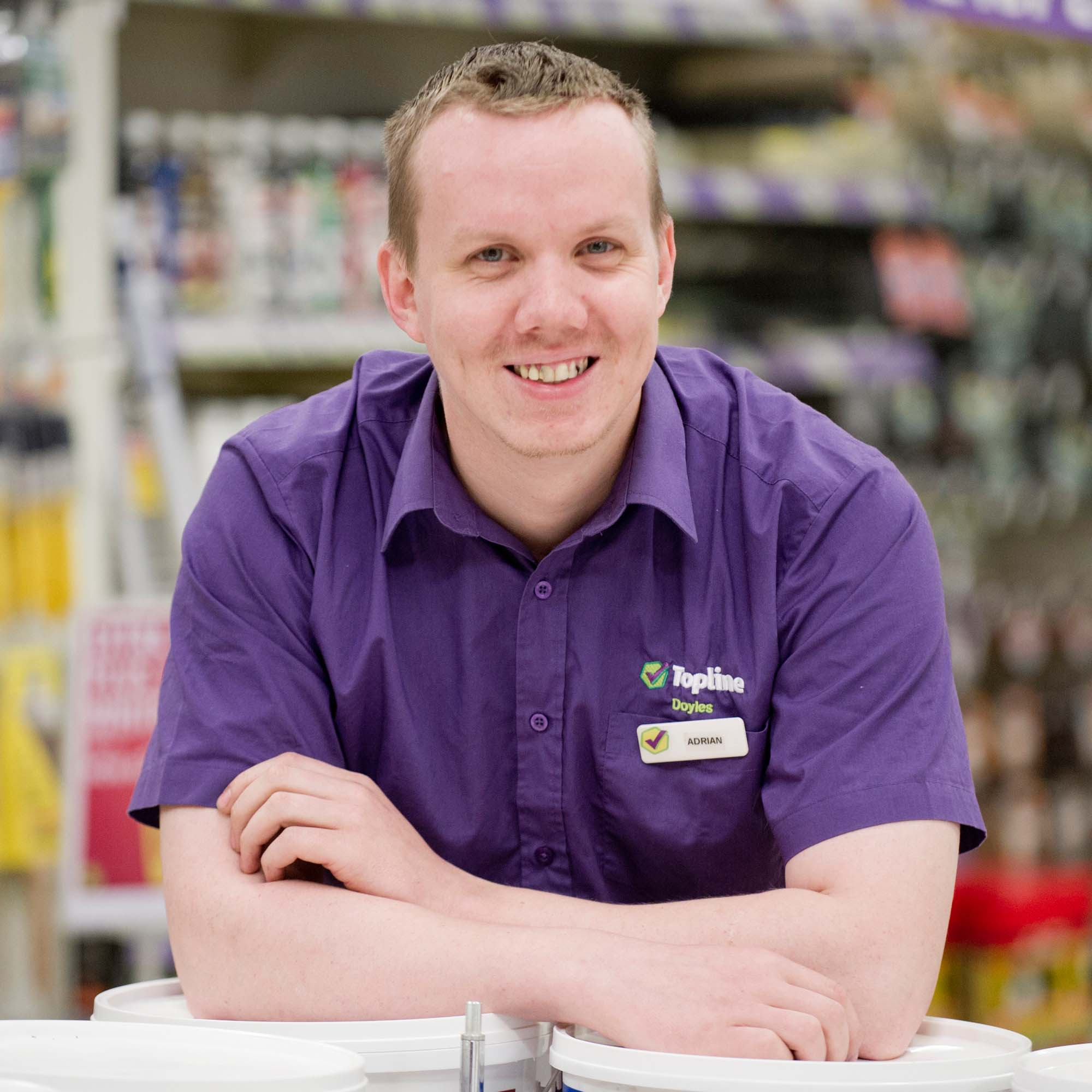 Trade Counter and DIY Sales - Adrian Carroll