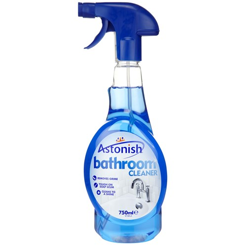 Astonish  Bathroom Cleaner - 750ml