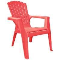 Adams  Kids Adirondack Chair - Cherry Red