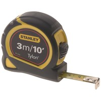Stanley  Pocket Measuring Tape - 3m (10ft)