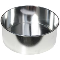 Steelex  Round Cake Tin - 8in