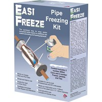 Easi Freeze  Pipe Freezing Kit for Pipes Up to 1in