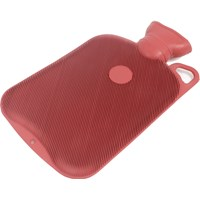 De Vielle  Premium Hot Water Bottle Duo Rib